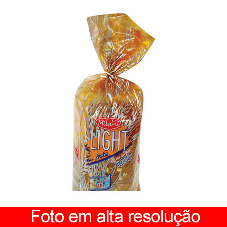 Pão de Forma Milani Light Aveia 450g Set07
